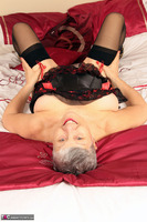 Savana. Red & Black Basque Free Pic 5