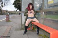 BarbySlut. Barby's Bristol Flash Free Pic 6