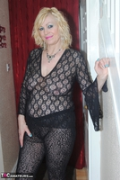 PlatinumBlonde. Body Stocking & Pantyhose Free Pic 2
