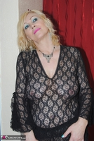 PlatinumBlonde. Body Stocking & Pantyhose Free Pic 7