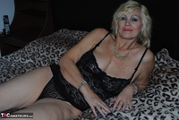 PlatinumBlonde. Body Stocking & Pantyhose Free Pic 13