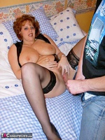 Curvy Claire. PVC Playtime Pt2 Free Pic 8