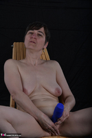 HotMilf. Blue Dildo Free Pic 11