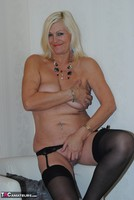 PlatinumBlonde. Only In Stockings Free Pic 5