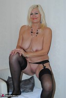 PlatinumBlonde. Only In Stockings Free Pic 6