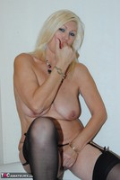 PlatinumBlonde. Only In Stockings Free Pic 8