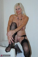 PlatinumBlonde. Only In Stockings Free Pic 10