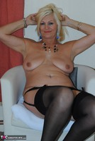 PlatinumBlonde. Only In Stockings Free Pic 13