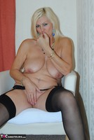 PlatinumBlonde. Only In Stockings Free Pic 15
