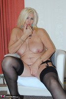 PlatinumBlonde. Only In Stockings Free Pic 17