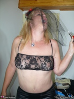 . Smoking striptease Free Pic 10