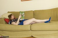 LilyMay. Fingering On The Sofa Pt1 Free Pic 2