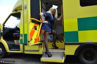 Barby Slut. Naughty Nurse & Patient Free Pic 5