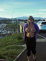 NudeChrissy. Naked In France March 2017 Free Pic 1