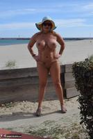 NudeChrissy. Naked In France March 2017 Free Pic 6