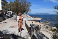 Nude Chrissy. Naked In France March 2017 Free Pic 9