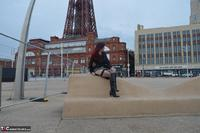 BarbySlut. Barby Does Blackpool Free Pic 3