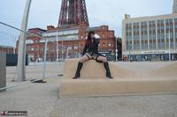 BarbySlut. Barby Does Blackpool Free Pic 4