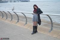 BarbySlut. Barby Does Blackpool Free Pic 6