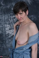 HotMilf. Denim Jumpsuit Free Pic 13