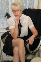 DirtyDoctor. Sexy Secretary Strip Free Pic 1