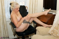 DirtyDoctor. Sexy Secretary Strip Free Pic 14