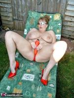 Curvy Claire. Sunbathing Pt2 Free Pic 3