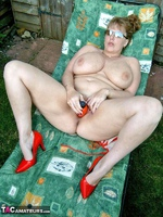 CurvyClaire. Sunbathing Pt2 Free Pic 15