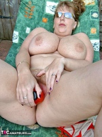 CurvyClaire. Sunbathing Pt2 Free Pic 17