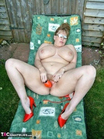 CurvyClaire. Sunbathing Pt2 Free Pic 19