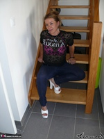 BlackLollipops. Stilettos On The Stairs Free Pic 4