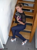 BlackLollipops. Stilettos On The Stairs Free Pic 5