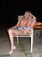 KissAlissa. Fire Side Free Pic 6