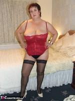 Kinky Carol. Leather Mini & Vibrator Pt2 Free Pic 1