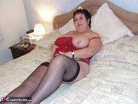 Kinky Carol. Leather Mini & Vibrator Pt2 Free Pic 7