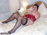 Kinky Carol. Leather Mini & Vibrator Pt2 Free Pic 9