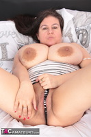 DeniseDavies. Naked On The Bed Pt4 Free Pic 19