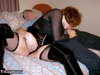 CurvyClaire. PVC Thigh Boot Fun Pt1 Free Pic 11