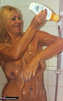 . In The Shower Free Pic 7