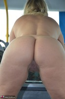 Sweet Susi. Naked On The Bus Free Pic 5