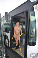 Sweet Susi. Naked On The Bus Free Pic 17