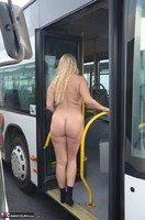 Sweet Susi. Naked On The Bus Free Pic 19