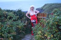 Barby Slut. Barby's Red Dress & Shoes Free Pic 14