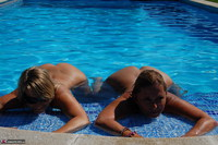 Sweet Susi. Two Hot Girls In The Pool Free Pic 14