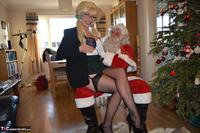 BarbySlut. Barby & Naughty Santa Free Pic 15