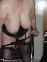 Kinky Carol. Tartan Miniskirt & Stockings Pt2 Free Pic 7