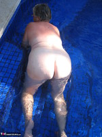 GirdleGoddess. Butt Naked In The Swimming Pool Free Pic 18