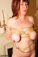 JuiceyJaney. Trussed Up Like A Turkey Pt1 Free Pic 12
