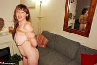 JuiceyJaney. Trussed Up Like A Turkey Pt2 Free Pic 1