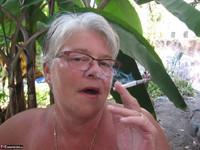 Girdle Goddess. Smoking! Free Pic 5